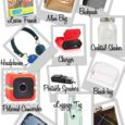 12 Travel Gifts For The 12 Days Of Christmas!
