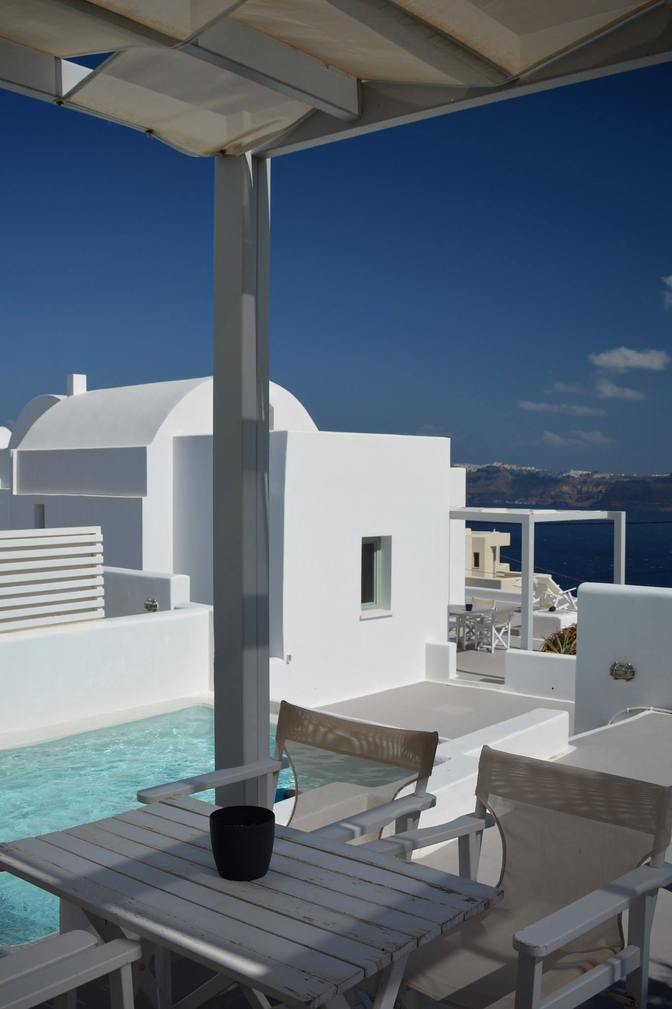 Apartment in Greece, Holiday Travel Santorini Sunsets Pool (1)