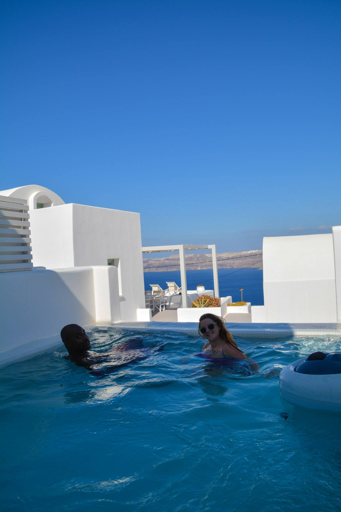 Apartment in Greece, Holiday Travel Santorini Sunsets Pool (4)