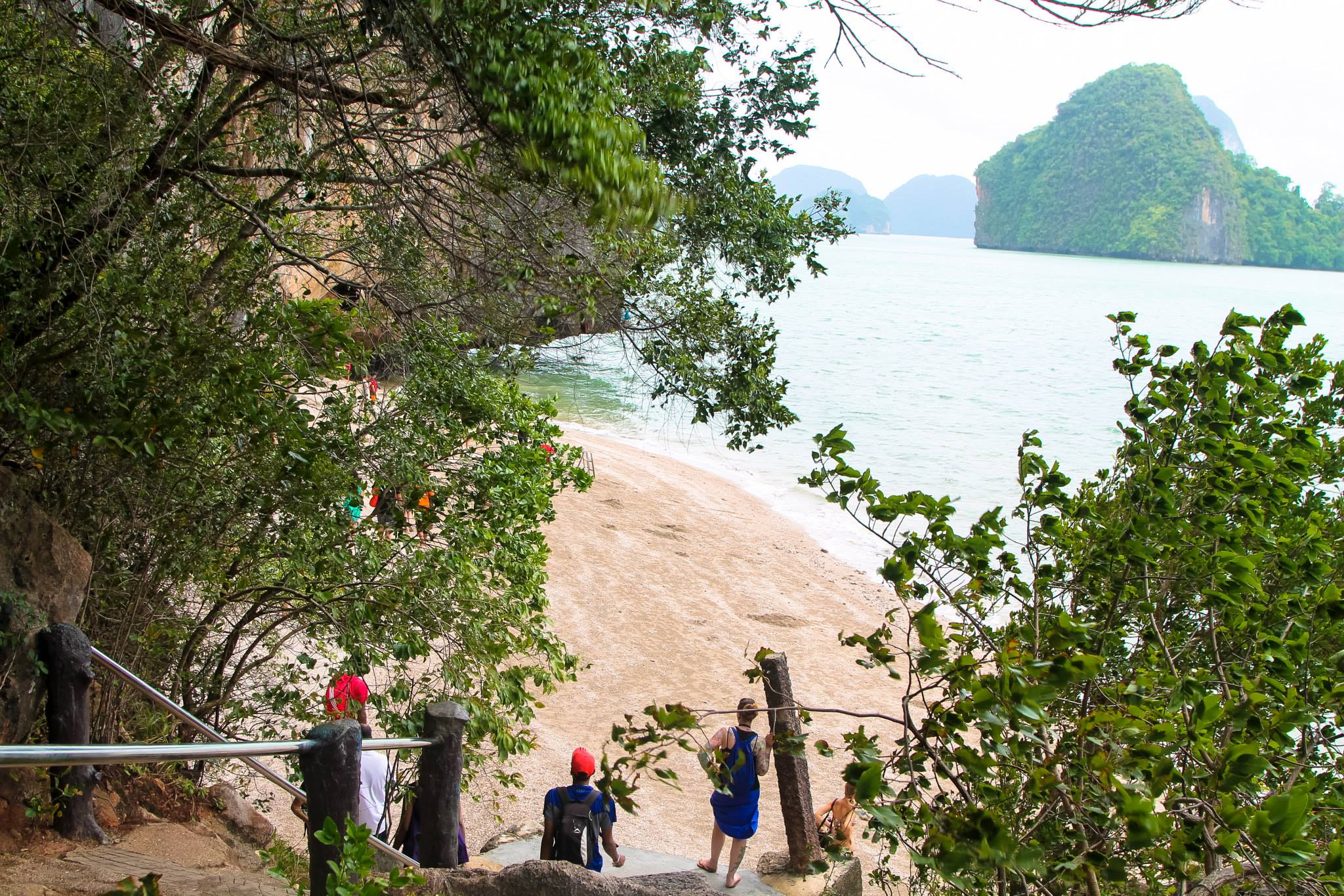 Things To Do When Sailing From Island To Island in Phang Nga Bay, Phuket, Thailand: The 2nd Part (19)