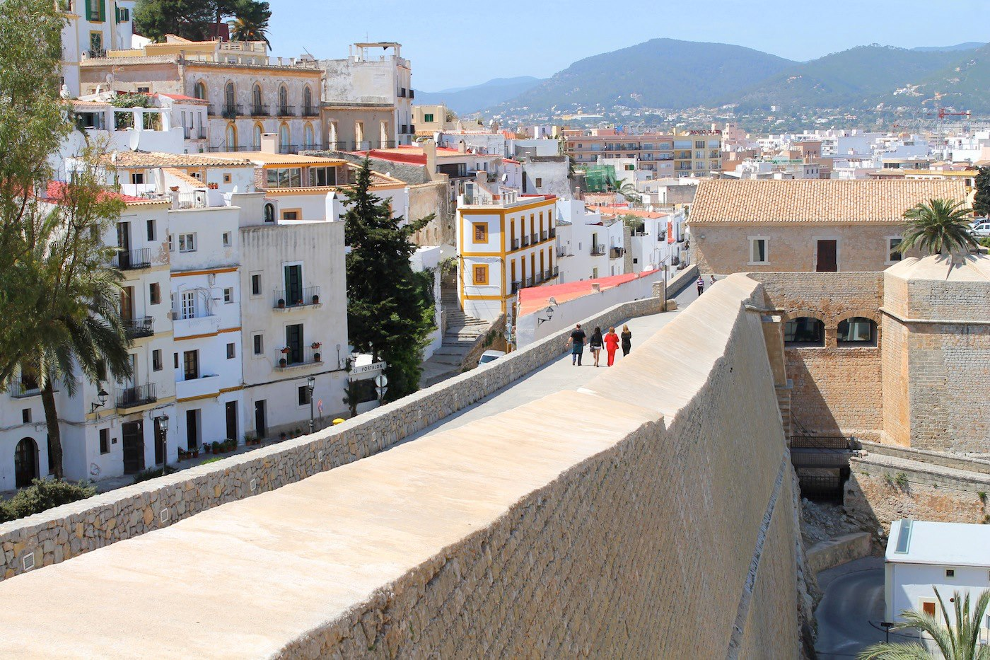Things To See And Do In The Old Town in Ibiza! (4)