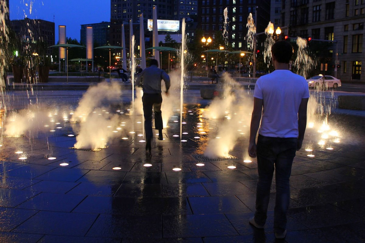 How To Play The Water Game... (in Boston, Massachusetts, USA) (8)