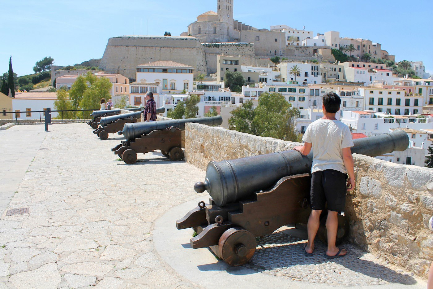 Things To See And Do In The Old Town in Ibiza! (3)