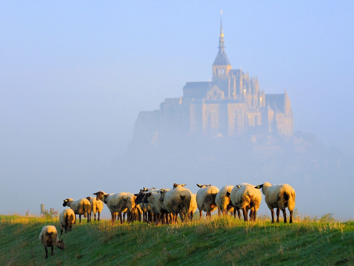 8 Reasons To Visit Mont Saint-Michel in France! (5)