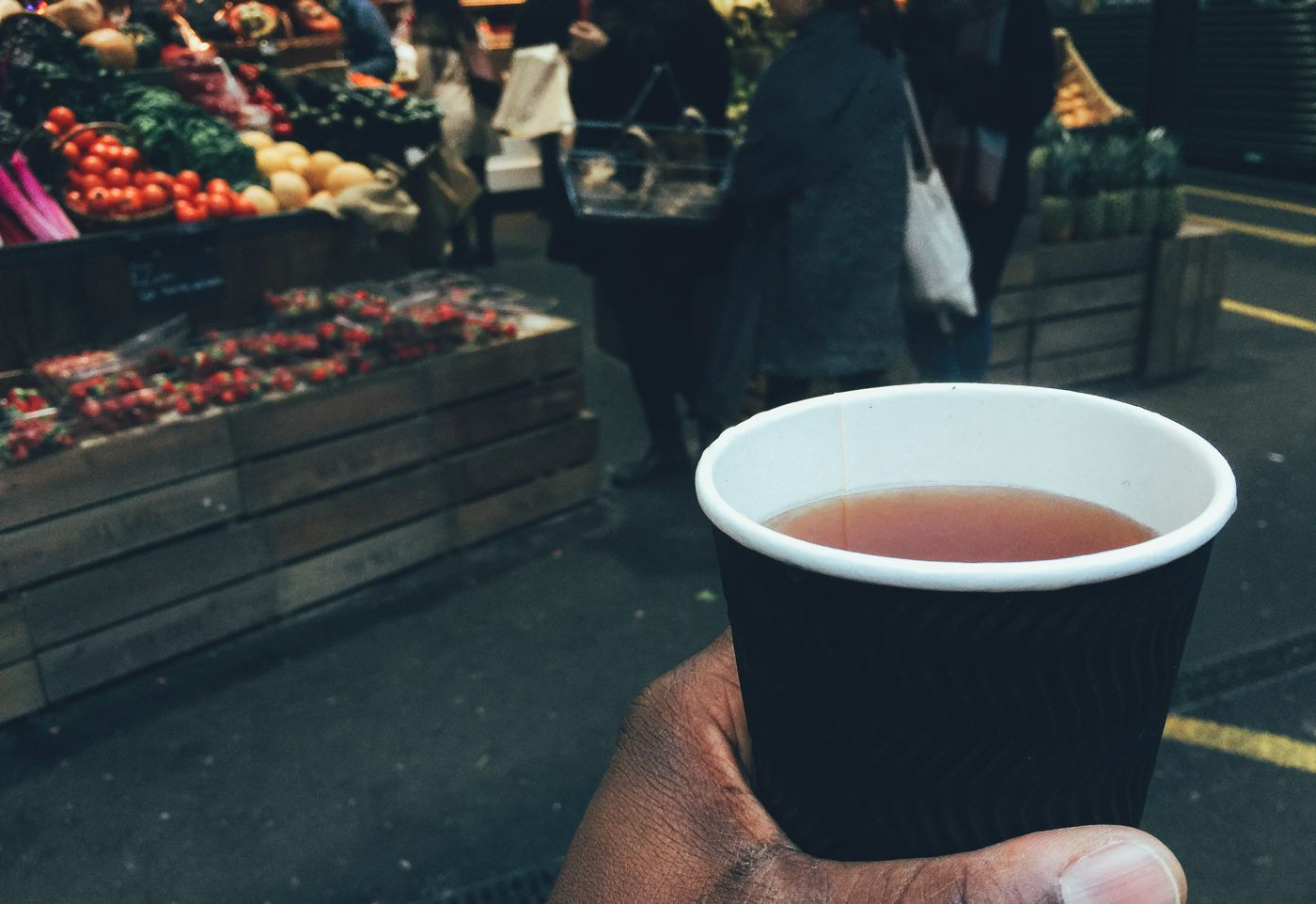 Hog Rolls and Hot Cider in Borough Market, London (12)