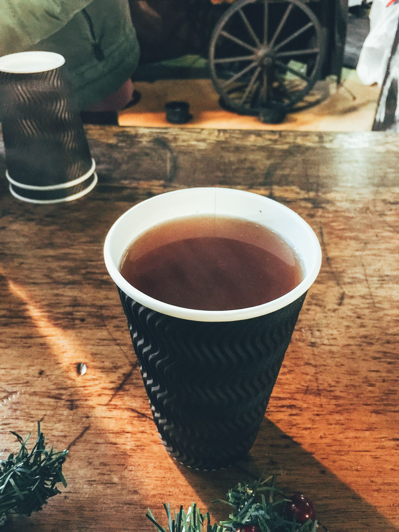 Hog Rolls and Hot Cider in Borough Market, London (17)