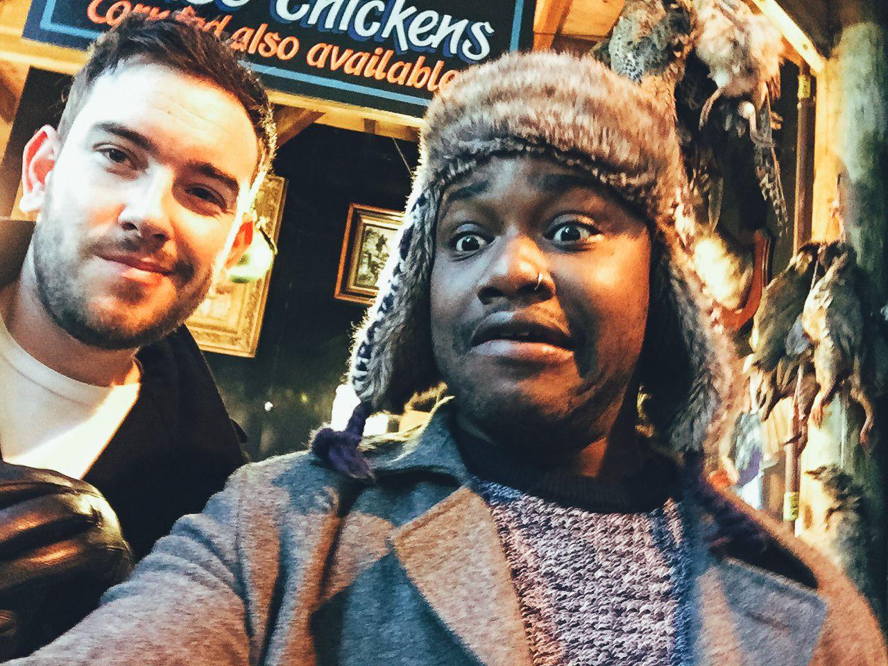 Hog Rolls and Hot Cider in Borough Market, London (19)