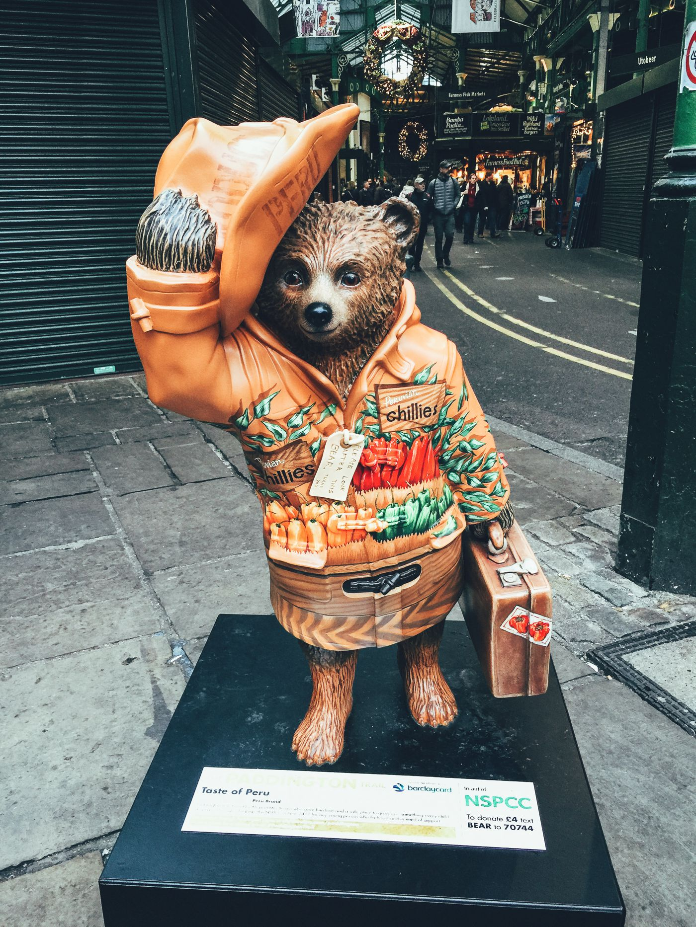 Hog Rolls and Hot Cider in Borough Market, London (24)