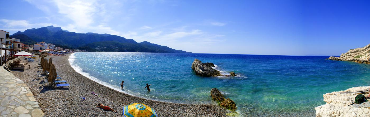 Panoramic Photos of Samos, Greece (2)
