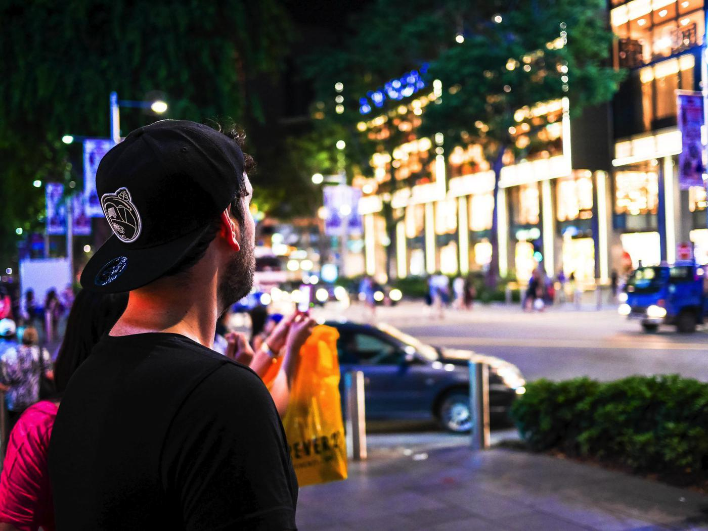 Orchard Road, Singapore Travel on Hand Luggage Only (7)