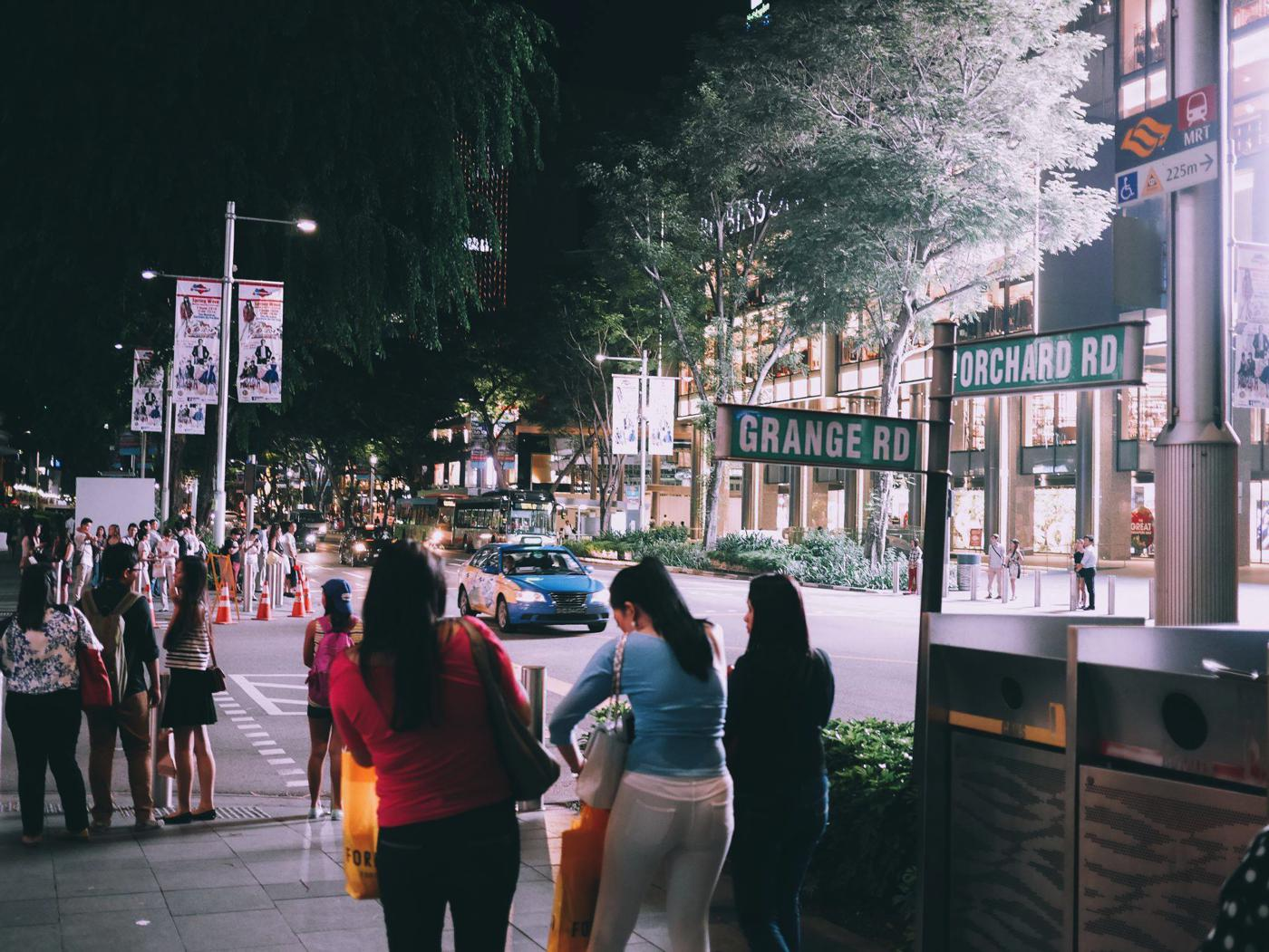 Orchard Road, Singapore Travel on Hand Luggage Only (6)
