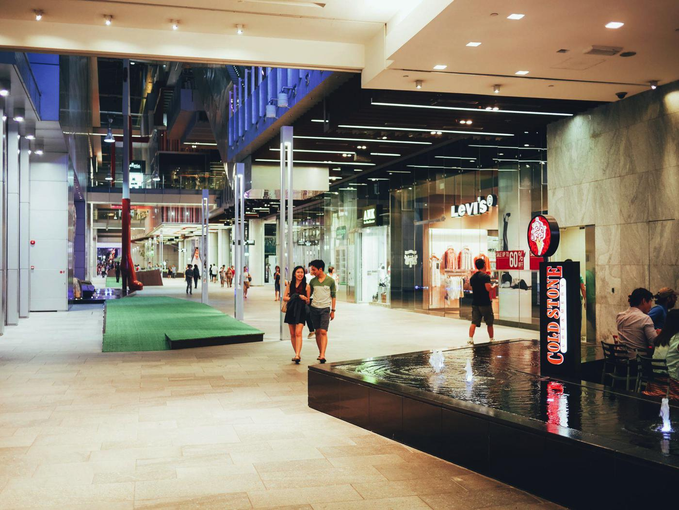 Orchard Road, Singapore Travel on Hand Luggage Only (2)