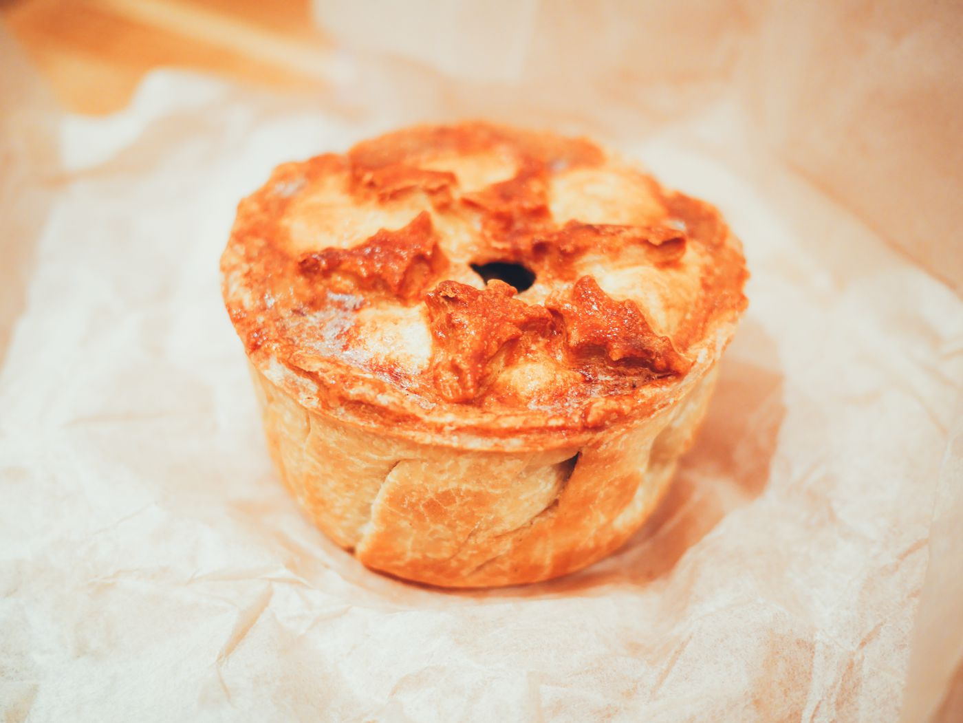 Pork Pies, Jamie Oliver and Delia Smith Recipes (4)
