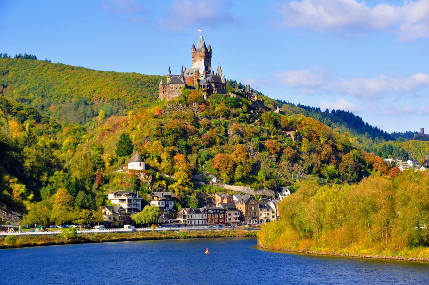 5 Amazing Castles In Germany You Have To Visit In The New Year! (3)