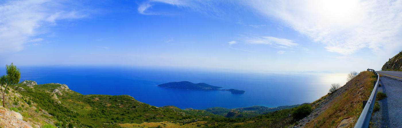 Panoramic Photos of Samos, Greece (4)