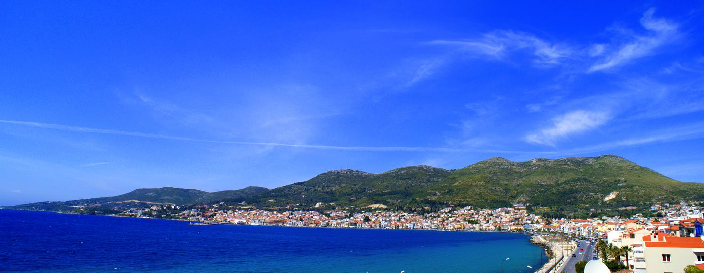 Panoramic Photos of Samos, Greece (5)
