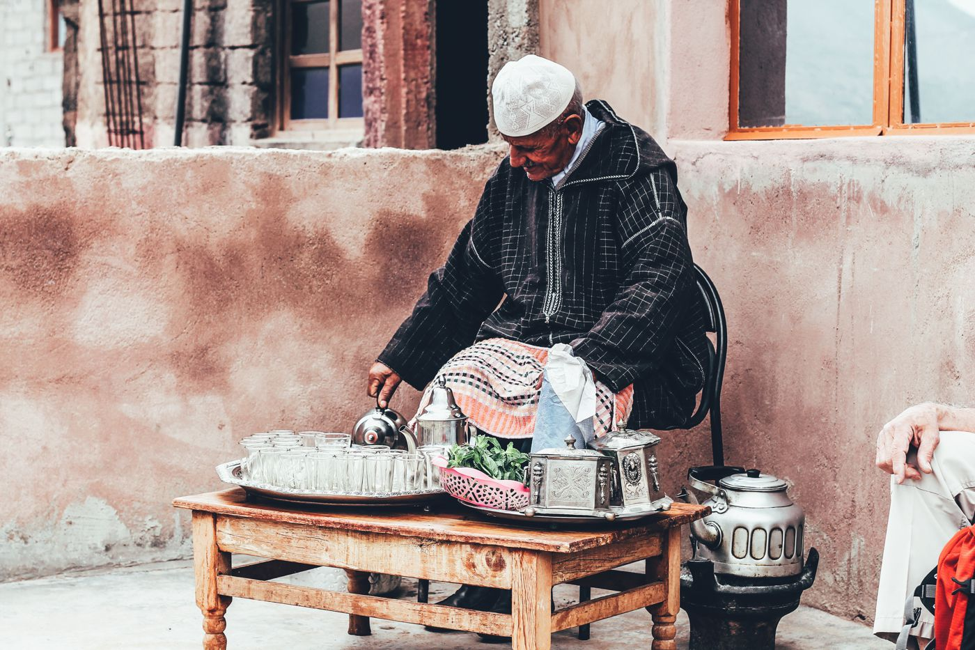 An Afternoon In A Berber Village in Morocco (16)