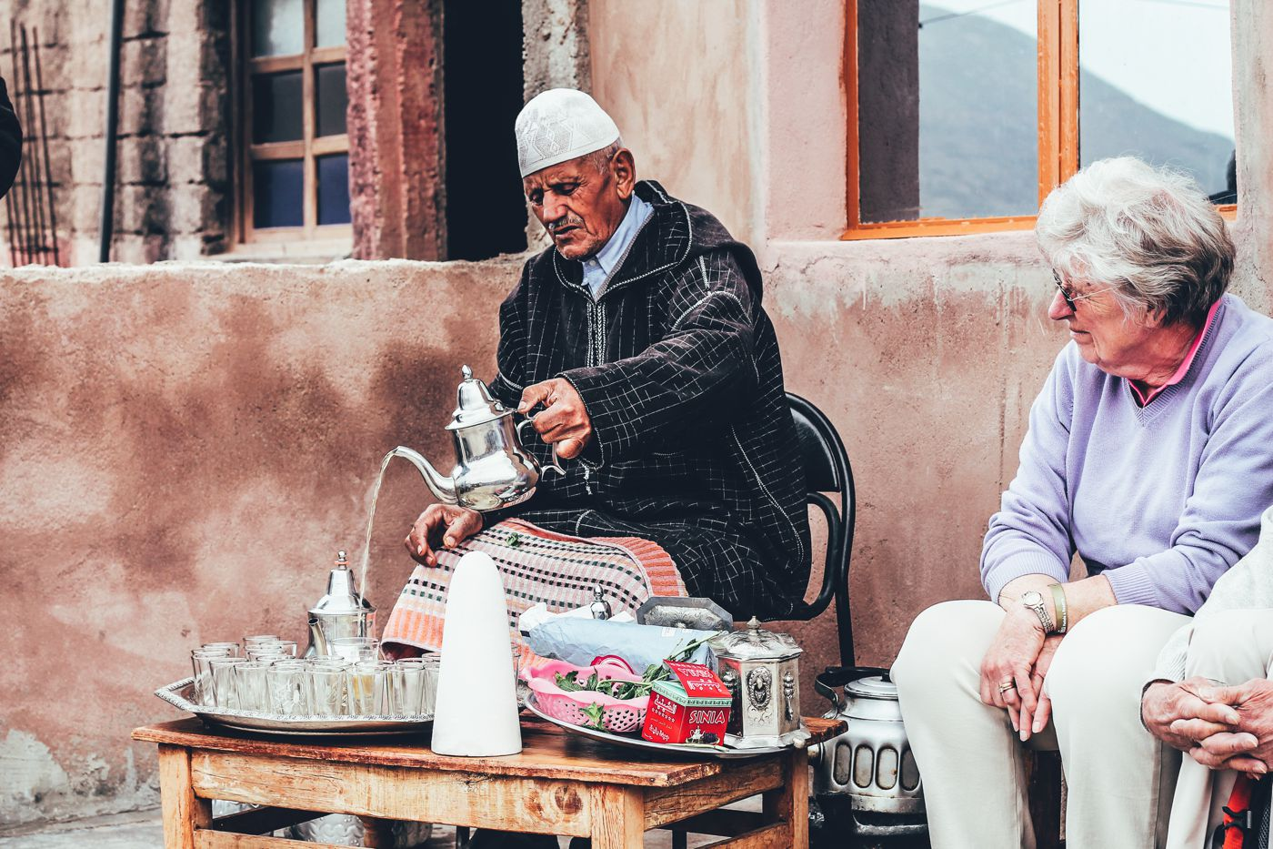 An Afternoon In A Berber Village in Morocco (18)
