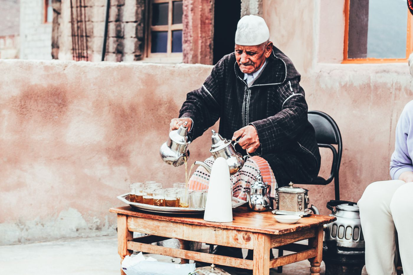 An Afternoon In A Berber Village in Morocco (19)