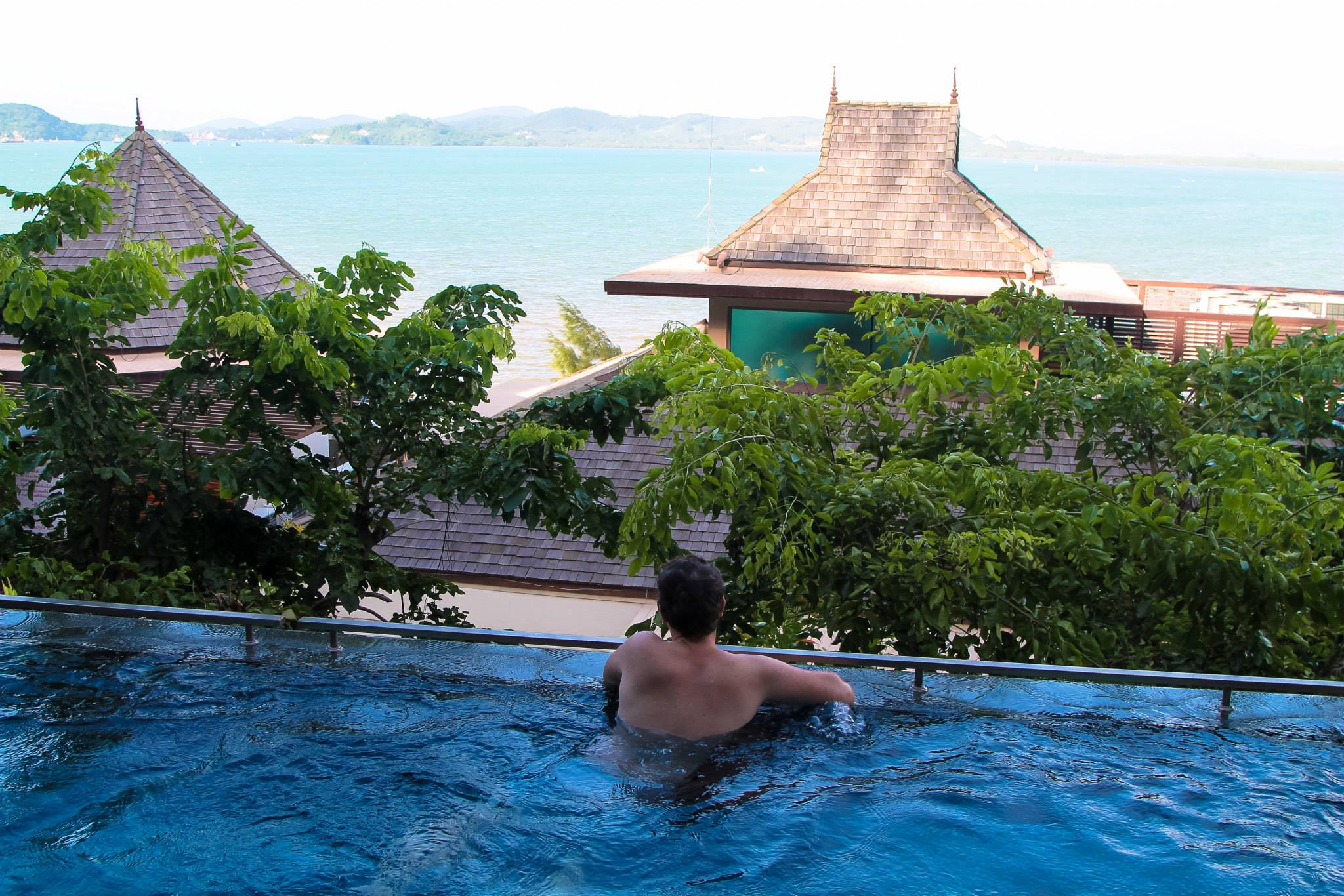 Downtime in Thailand, Phuket, Westin Siray Bay (11)