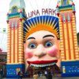 A (Free-ish) afternoon in Luna Park, Sydney, Australia