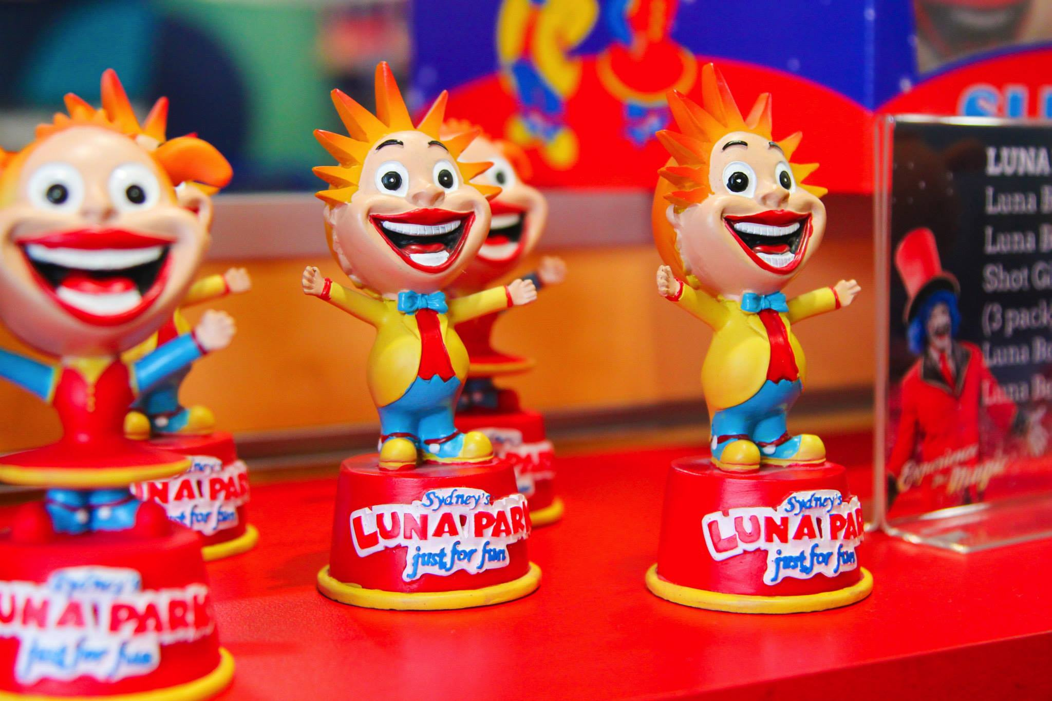 (FREE-ish) Things To Do In Sydney, Australia: Spend an afternoon in Luna Park! (10)
