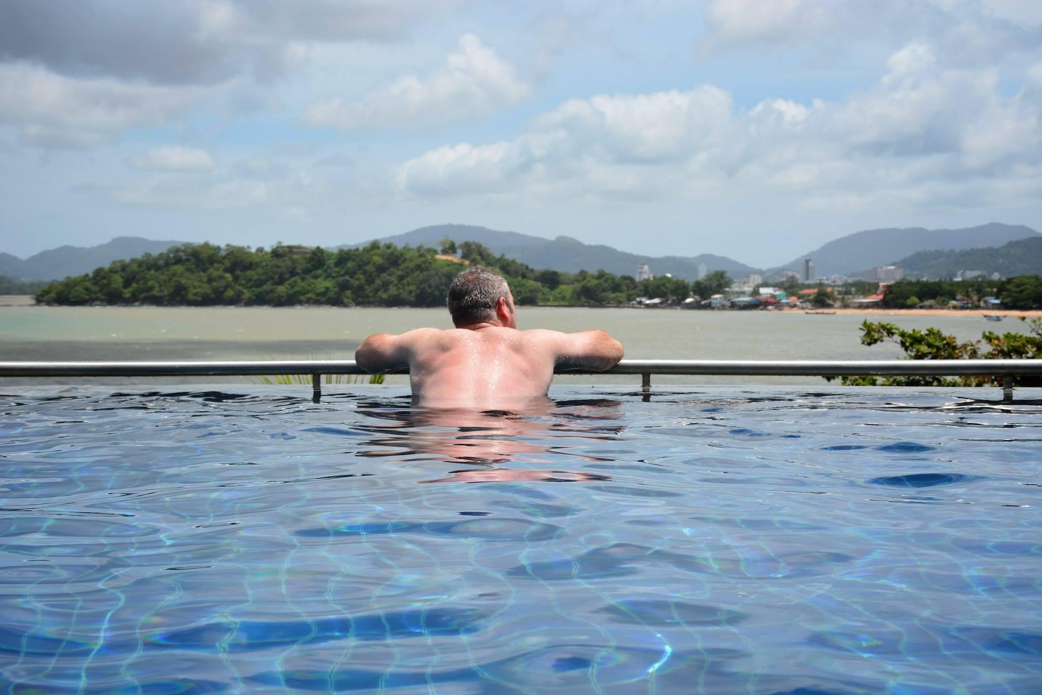 Downtime in Thailand, Phuket, Westin Siray Bay (2)