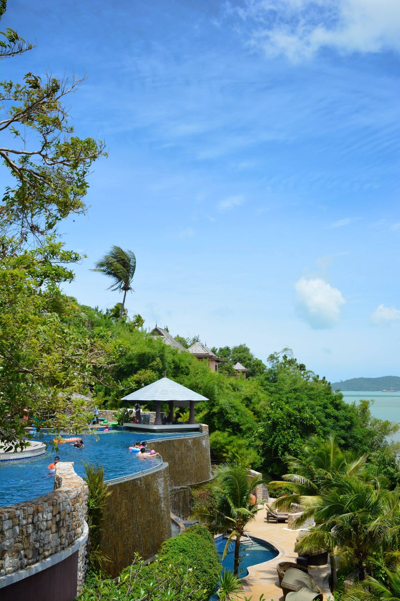 Downtime in Thailand, Phuket, Westin Siray Bay (1)