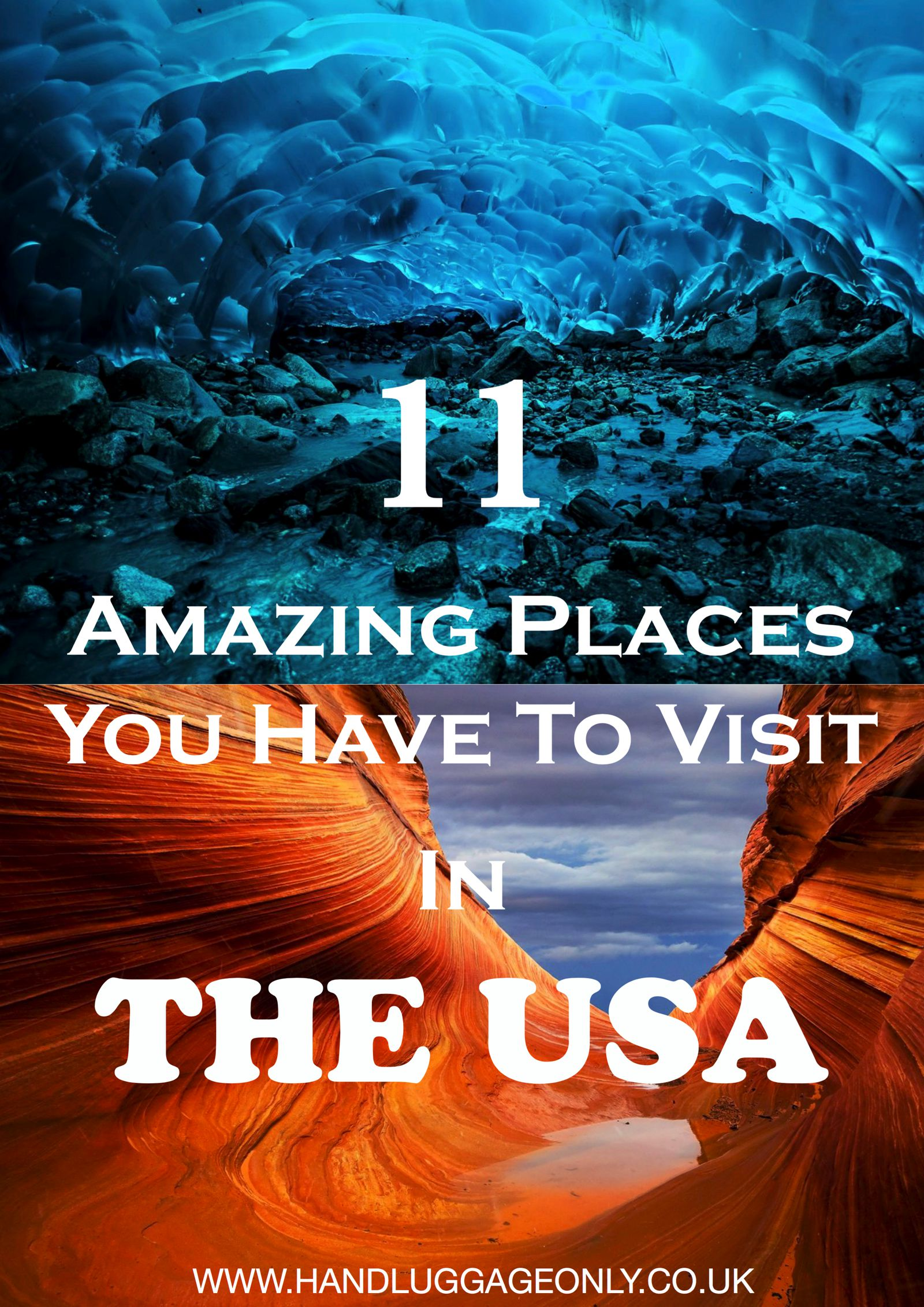 11 Amazing Places You Should Visit In The Usa But Have