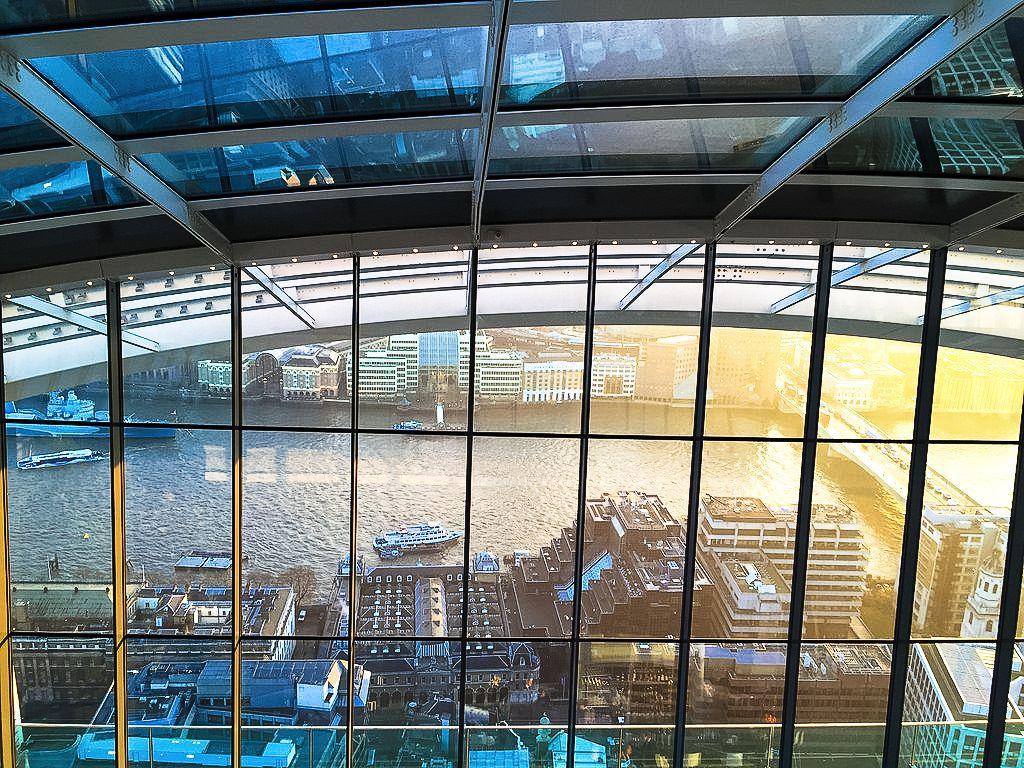Sky Gardens, London, 20 Fenchurch Street, Rhubard, Amazing Views Of London (4)