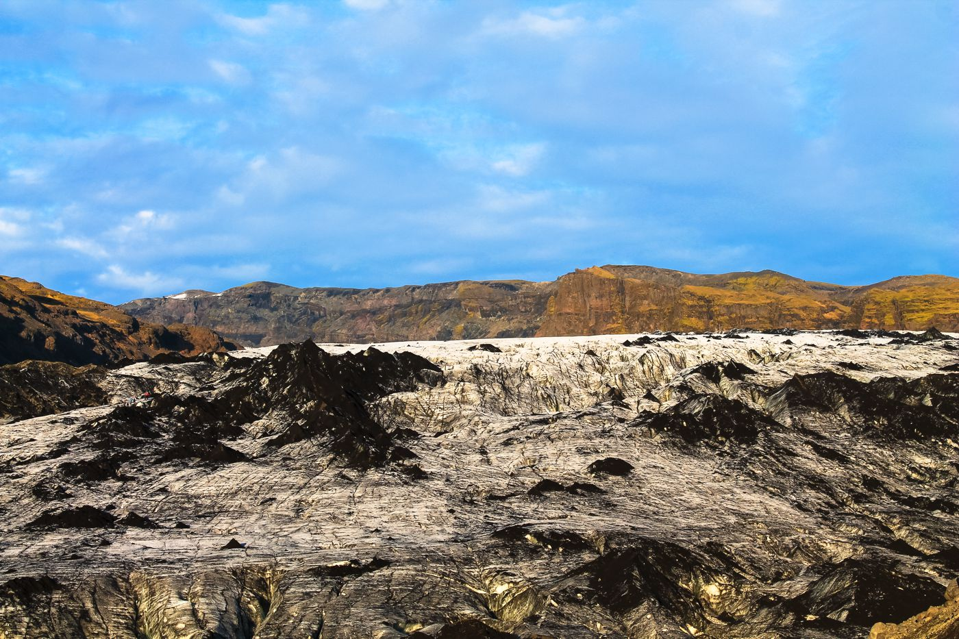 The Unexpected Glacier, Iceland (3)