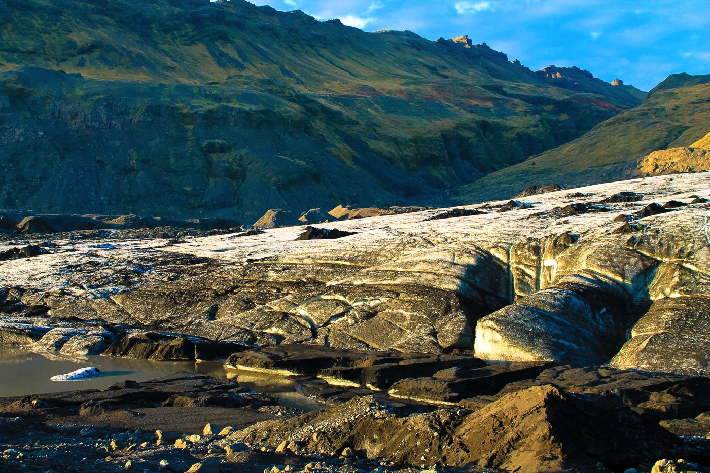 The Unexpected Glacier, Iceland (4)