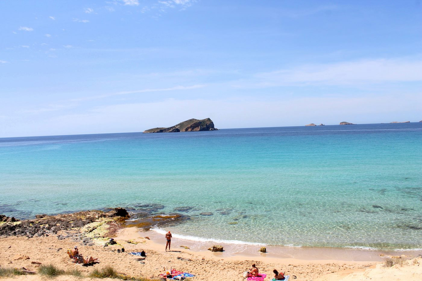 Sunny Beaches, Blue Seas, Glowing Spanish Sunsets And Delicious Food.... The Ibiza Diaries! (1)