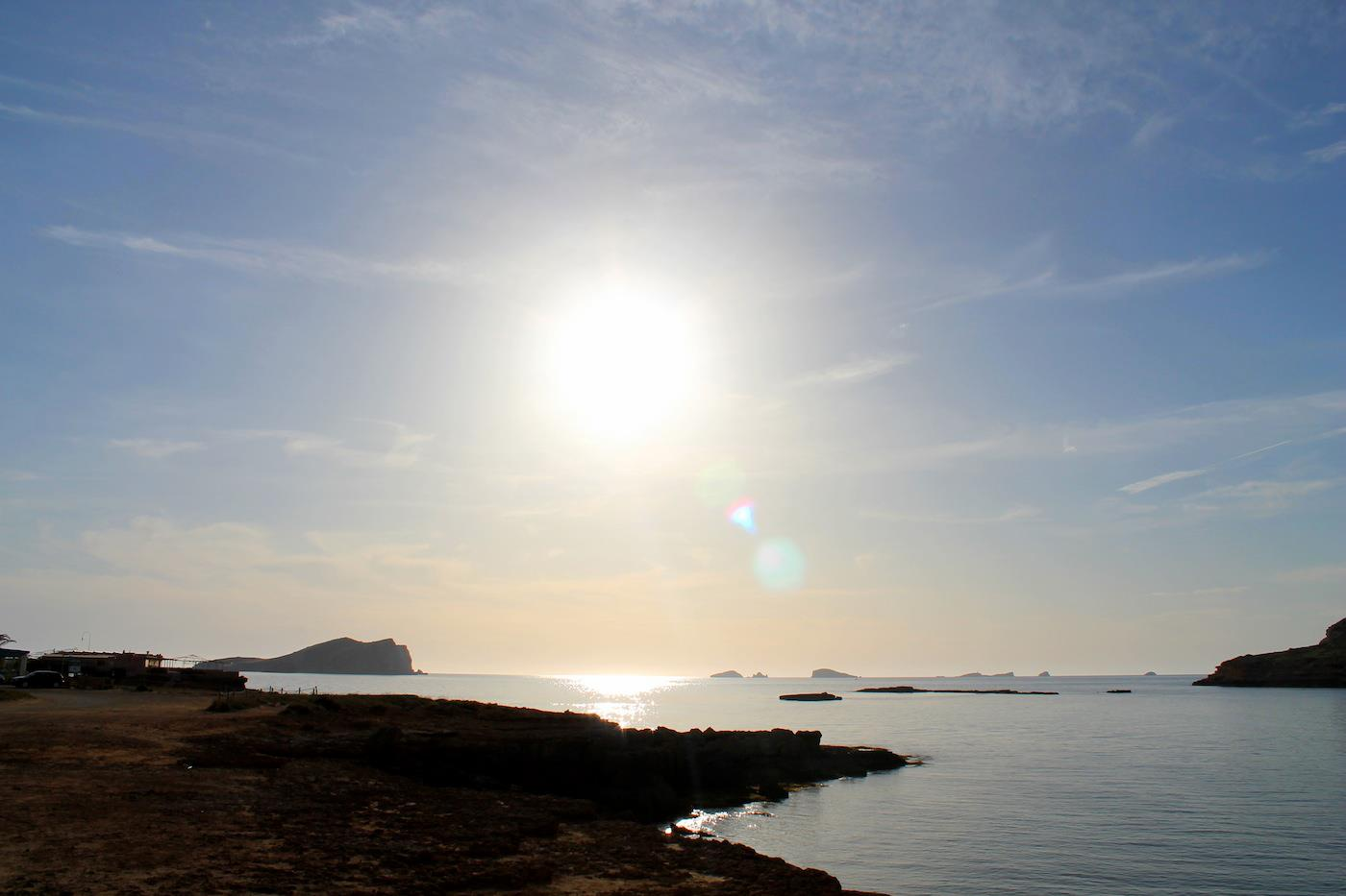 Sunny Beaches, Blue Seas, Glowing Spanish Sunsets And Delicious Food.... The Ibiza Diaries! (15)