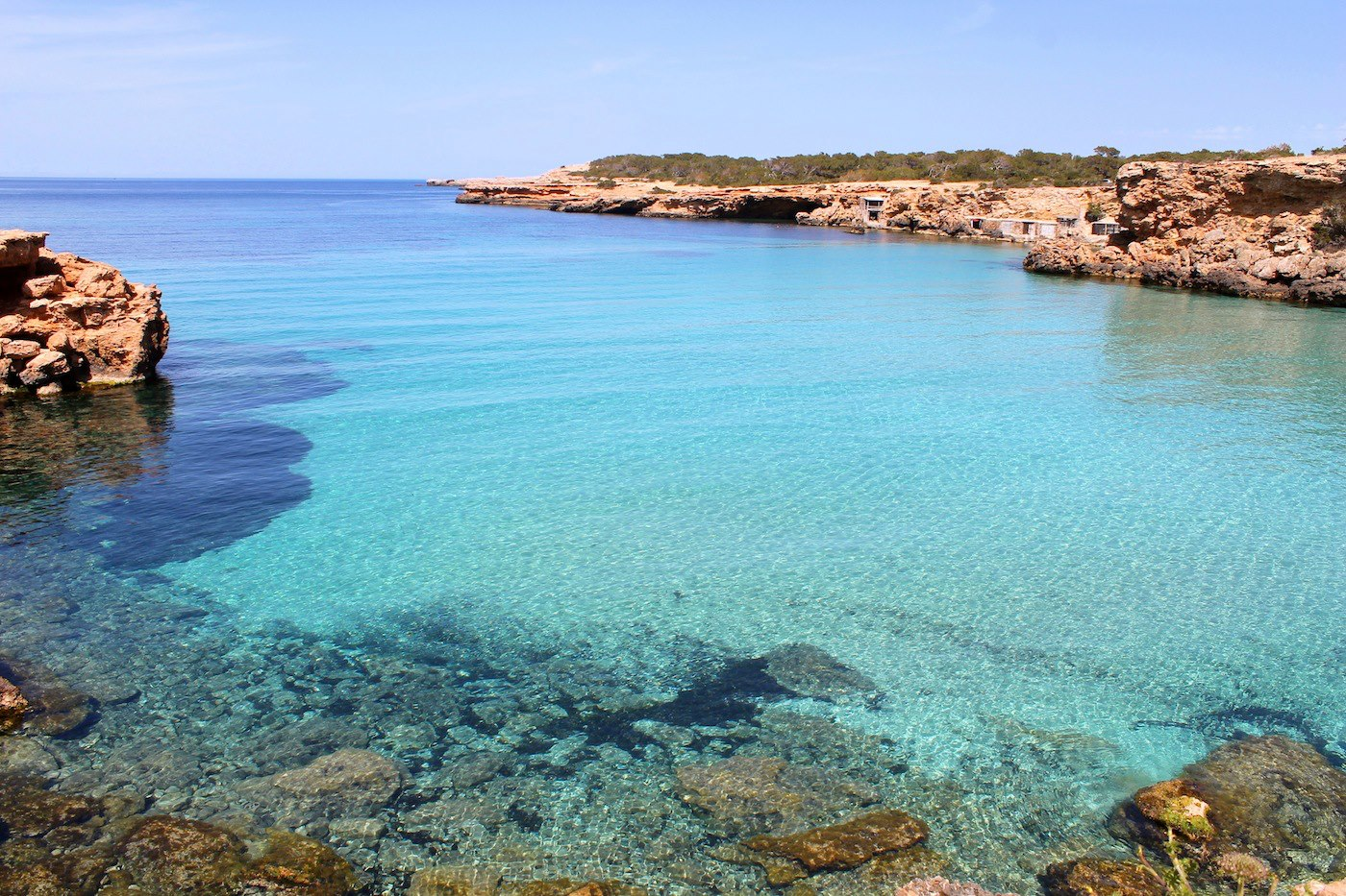 Sunny Beaches, Blue Seas, Glowing Spanish Sunsets And Delicious Food.... The Ibiza Diaries! (6)