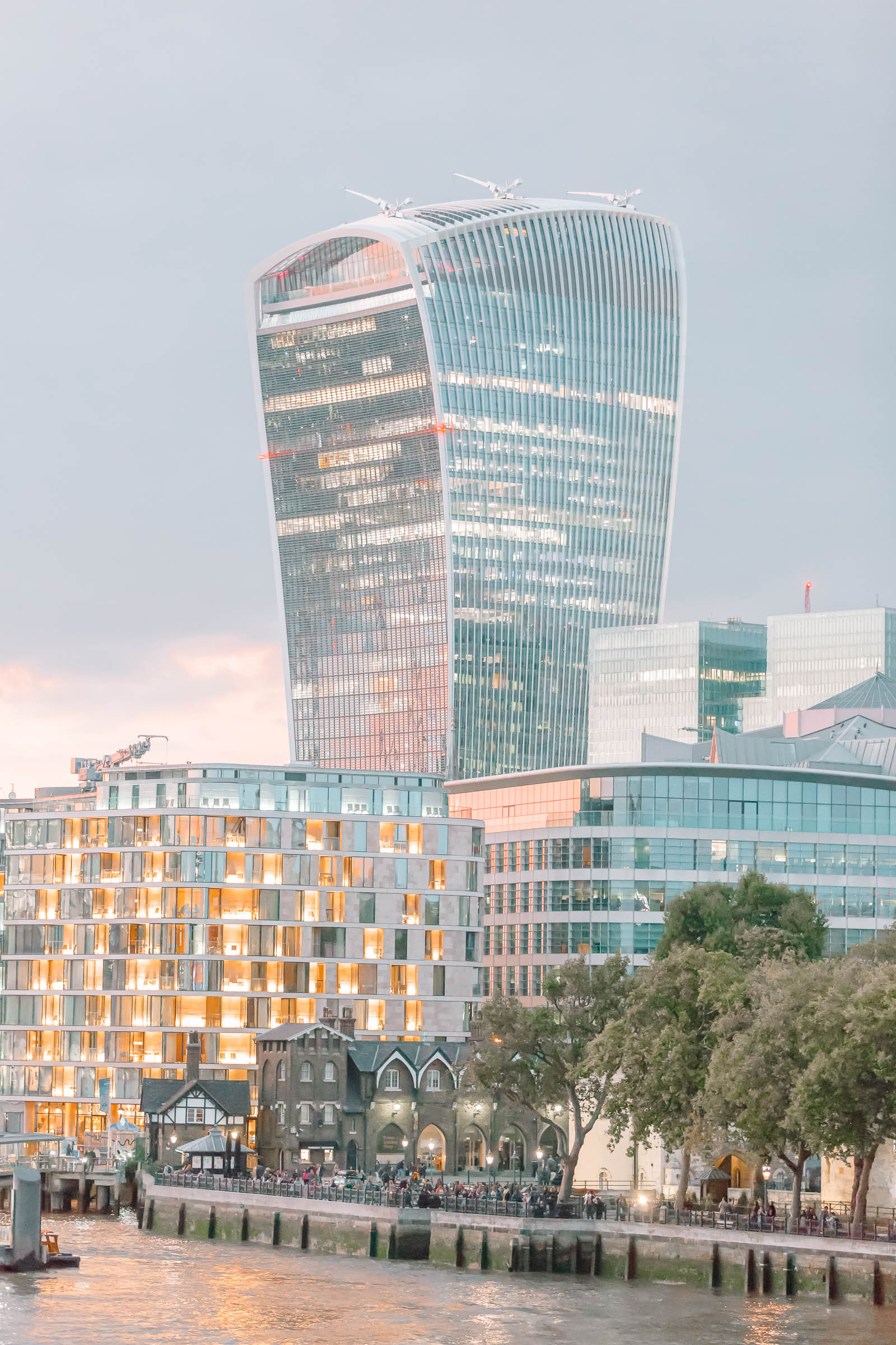 Here's How To Get Free SkyGarden London Tickets (4)