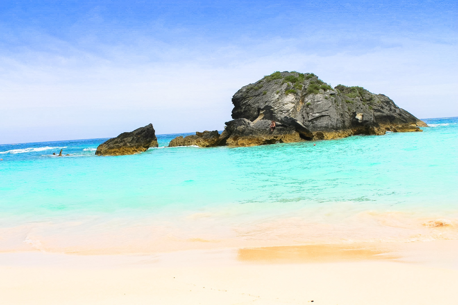 #BreakTheInternet Horseshoe Bay, Bermuda, The Fairmount Southampton Private Beach Club (10)
