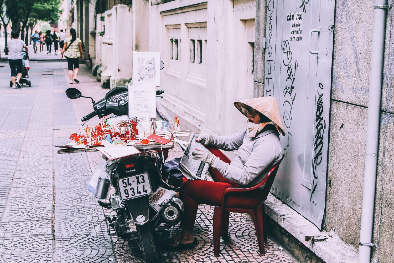 Photo Diary: People and Places... Saigon, Ho Chi Minh City, Vietnam (3)