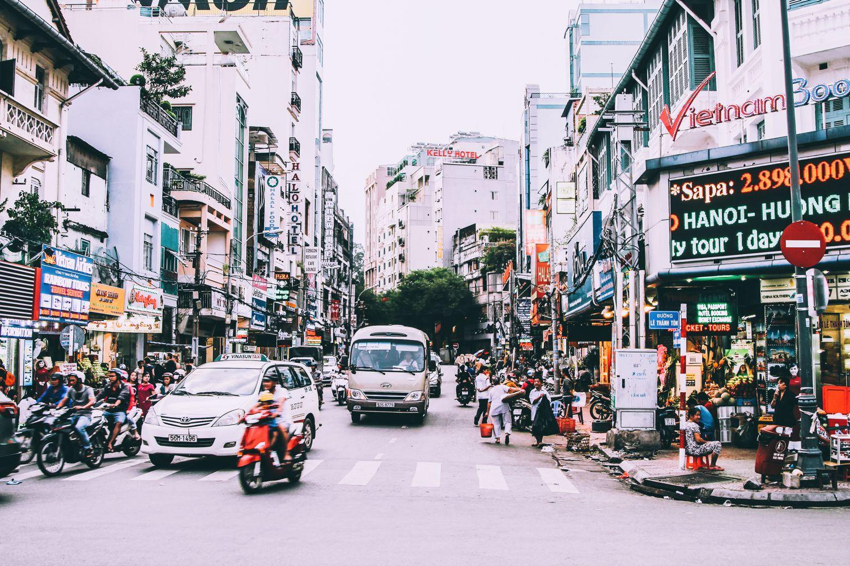 Photo Diary: People and Places... Saigon, Ho Chi Minh City, Vietnam (9)