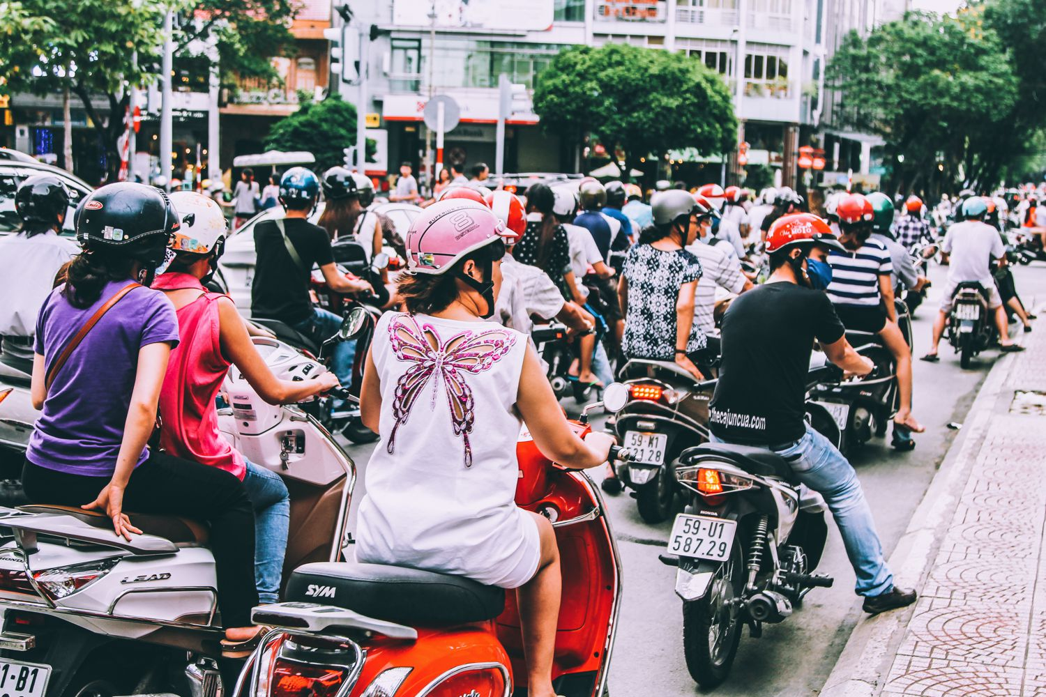 Photo Diary: People and Places... Saigon, Ho Chi Minh City, Vietnam (14)