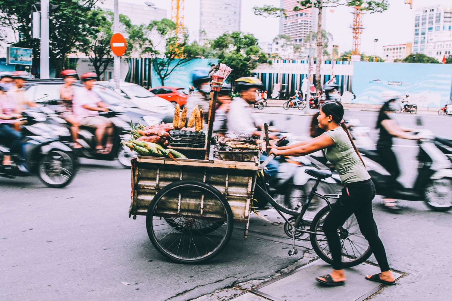 Photo Diary: People and Places... Saigon, Ho Chi Minh City, Vietnam (15)