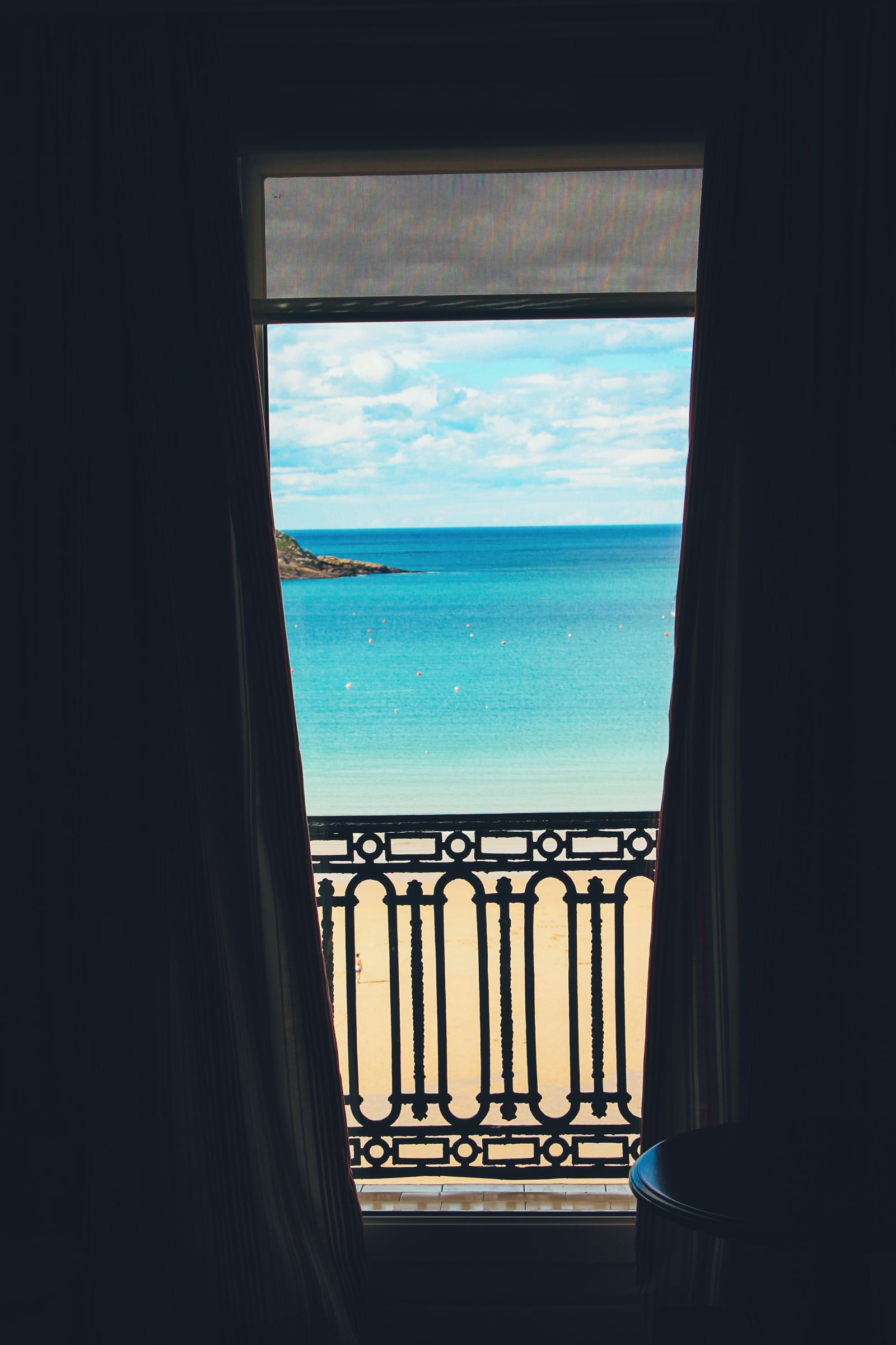 The Most Beautiful City in Spain. San Sebastian, Gipuzkoa, Spain, Hotel Londres (14)