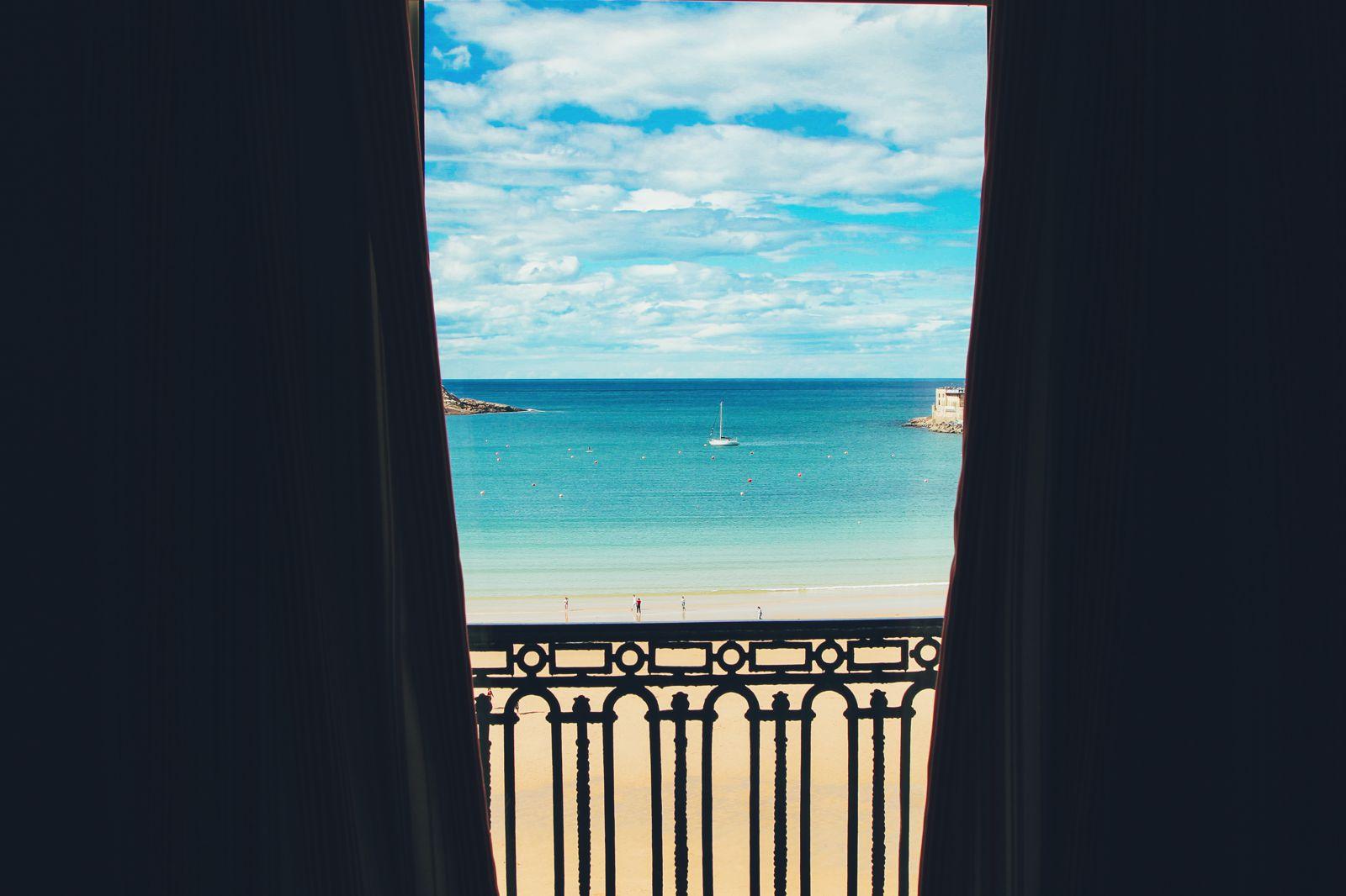 The Most Beautiful City in Spain. San Sebastian, Gipuzkoa, Spain, Hotel Londres (15)