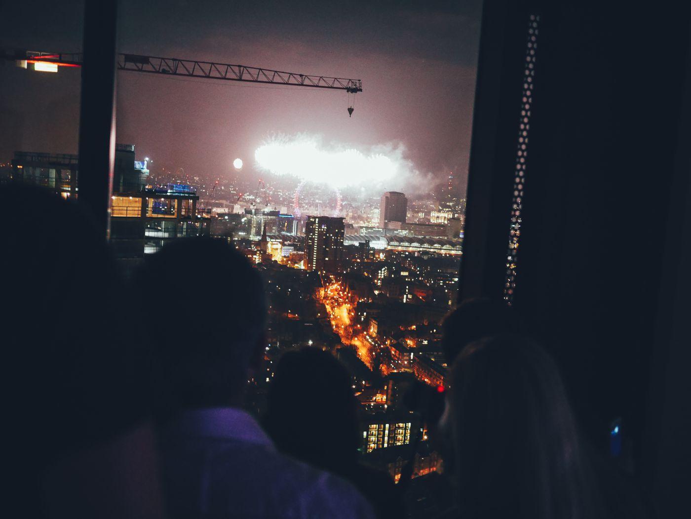 Sneak Peak Of My New Flat + New Year