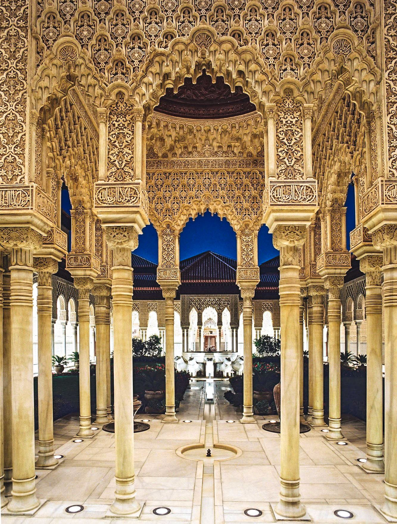 Travel Spotlight: 9 Reasons Why You Should Visit Alhambra in Spain! (1)