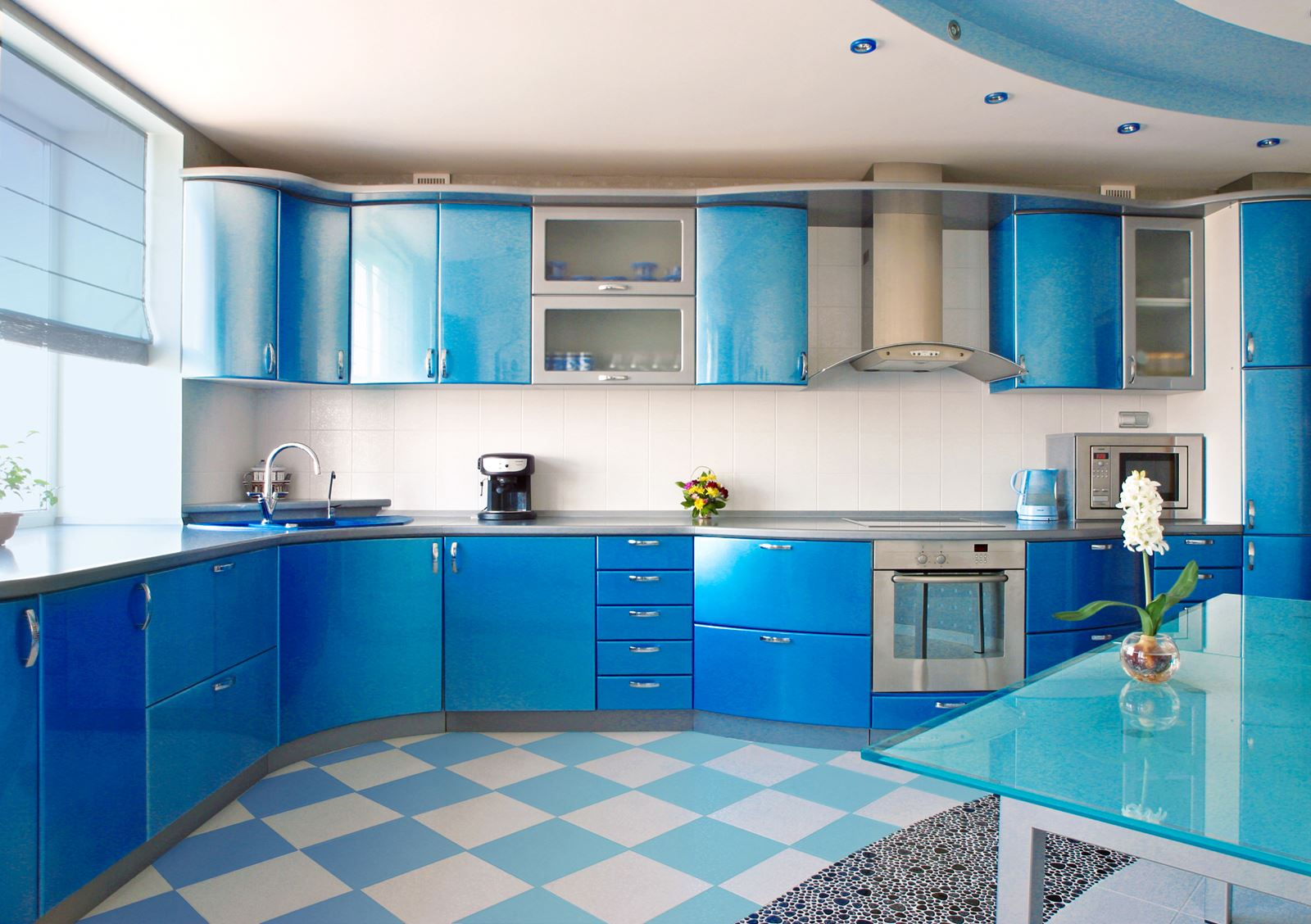 12 Blue Homes That Will Give You (And Me) A Major Case Of Home Envy! (11)