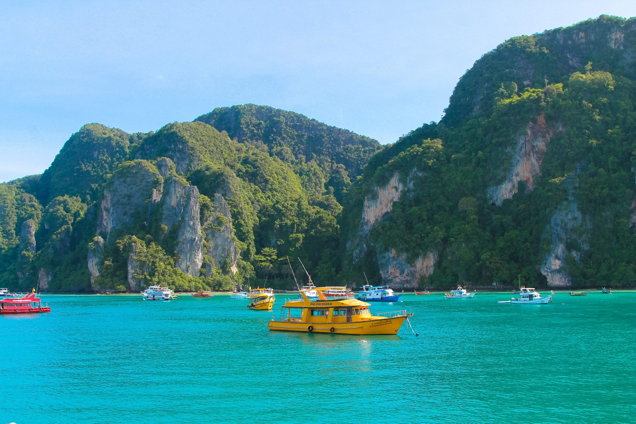Phi Phi Islands, Thailand. A Photo Diary... (4)