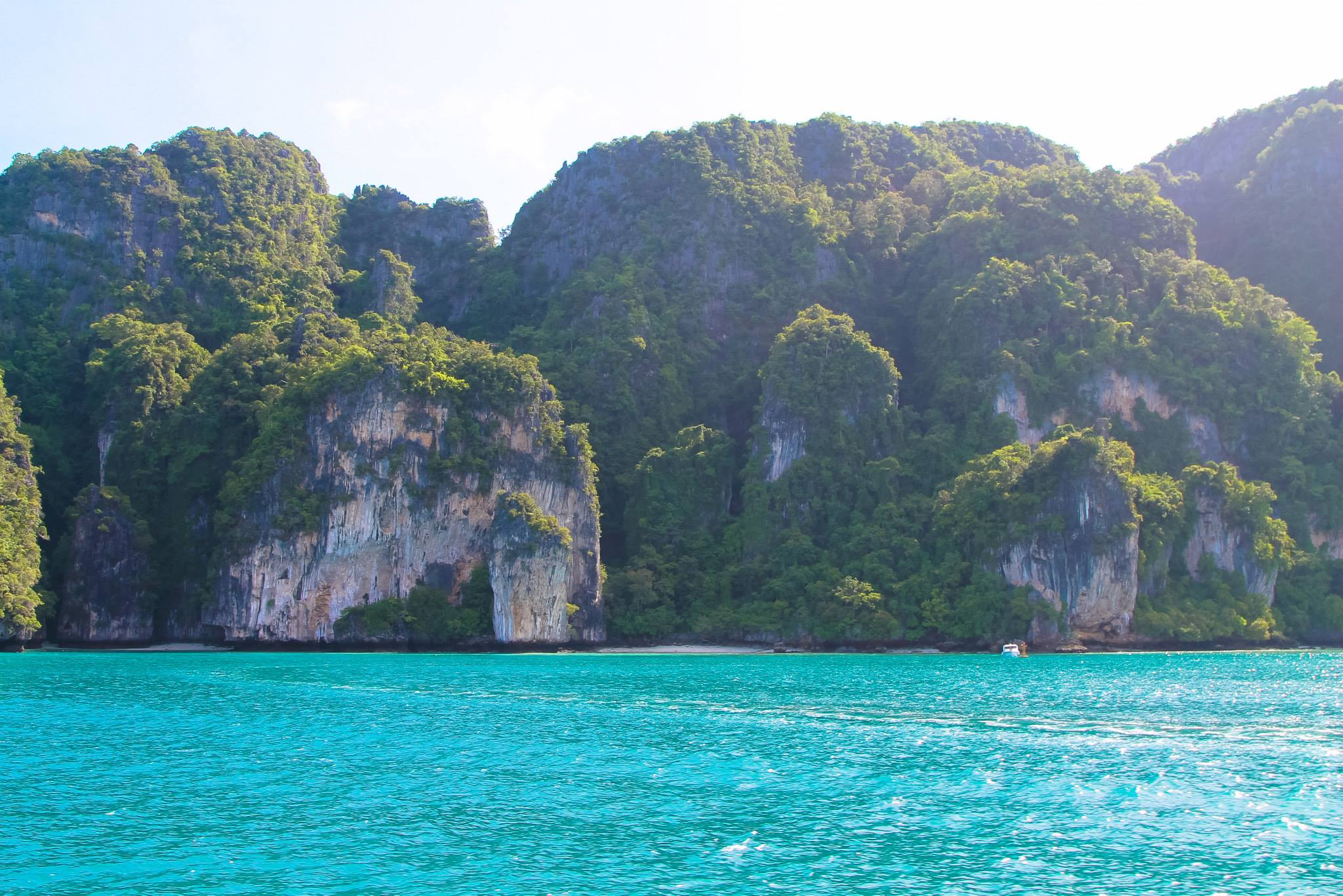 Phi Phi Islands, Thailand. A Photo Diary... (2)