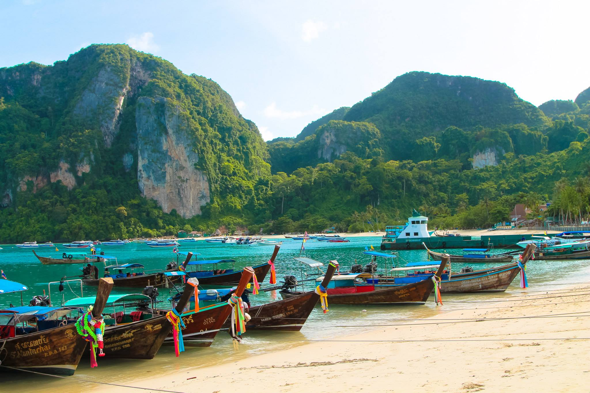Phi Phi Islands, Thailand. A Photo Diary... (6)