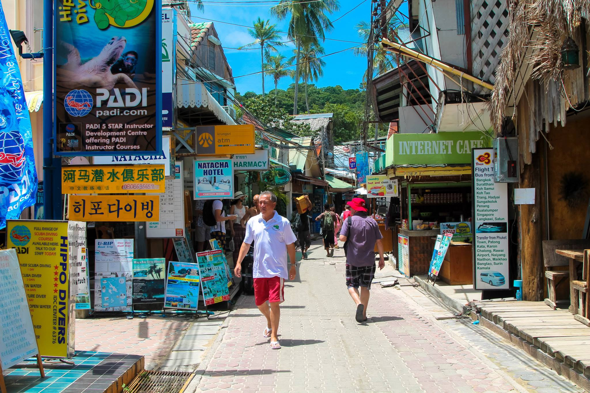 Phi Phi Islands, Thailand. A Photo Diary... (11)
